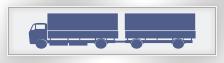 Waschanalge: LKW über 7,5t mit Anhänger